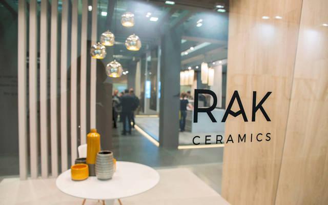 Al Rajhi Partners' shareholding in RAK Ceramics reached 8.32%