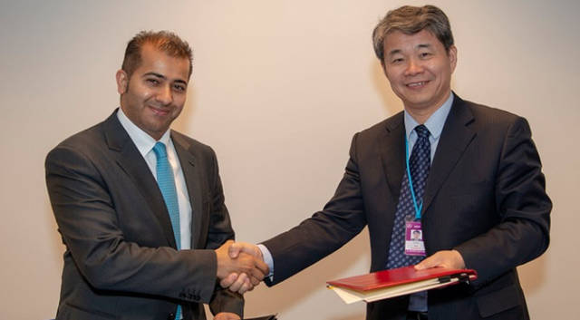 أجل تعزيز التعاون وتبادل المعلومات في مجال الرقابة النووية