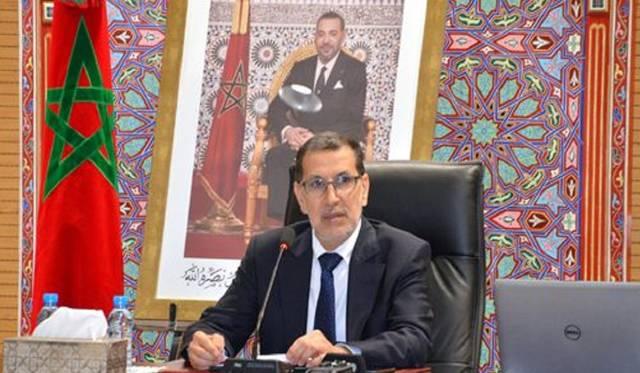 رئيس حكومة المغرب سعد الدين العثماني
