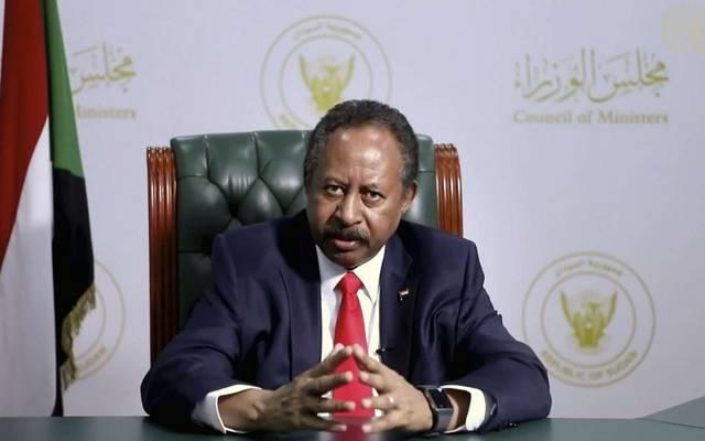 عبدالله حمدوك