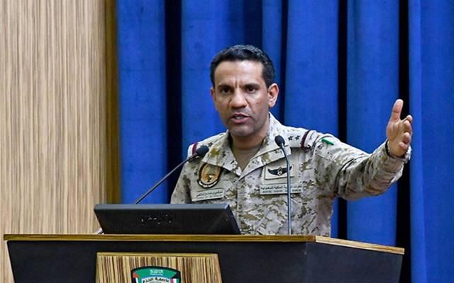 المتحدث الرسمي باسم قوات تحالف دعم الشرعية في اليمن العميد الركن تركي المالكي - أرشيفية