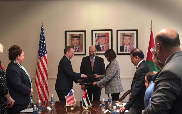 الولايات المتحدة تدعم الأردن بـ745.1 مليون دولار