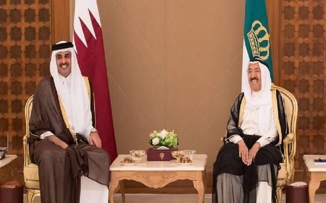 يناقش الوفد القطري إمكانية بناء تحالفات ومشروعات مشتركة مع رجال الأعمال الكويتيين