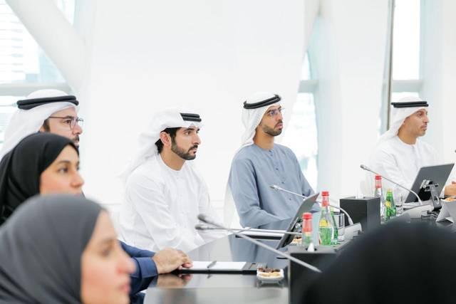 حمدان بن محمد يعتمد استراتيجية مؤسسة دبي للمستقبل لـ3 سنوات