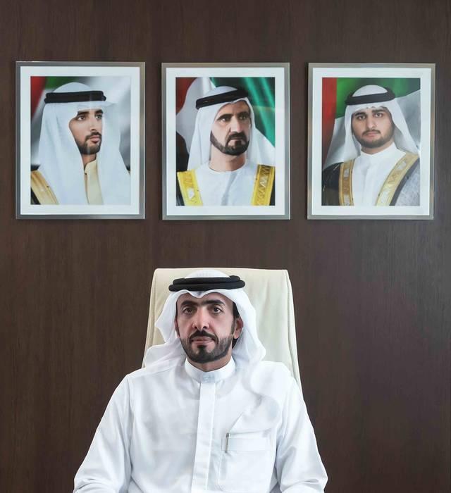 الأمين العام للجنة العليا للتشريعات في دبي أحمد بن مسحار