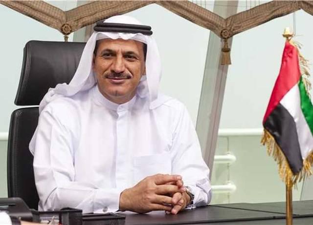 المهندس سلطان بن سعيد المنصوري وزير الاقتصاد