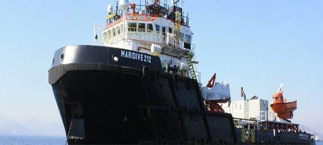 إحدى سفن ماريدايف - الصورة من موقع للشركة
