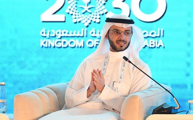 محافظ هيئة المنشآت الصغيرة والمتوسطة بالسعودية صالح الرشيد خلال ملتقى ميزانية 2020 بوزارة المالية السعودية