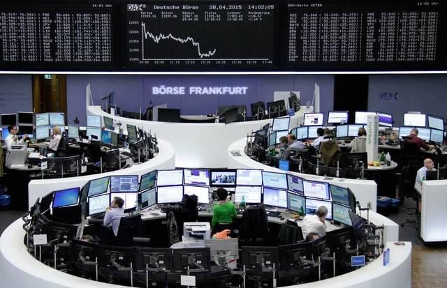 """""""داكس"""" يسجل مستوى قياسياً عقب قرار المركزي الأوروبي"""