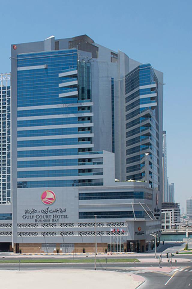 إحدي الفنادق التابعة لمجموعة فنادق الخليج البحرينية