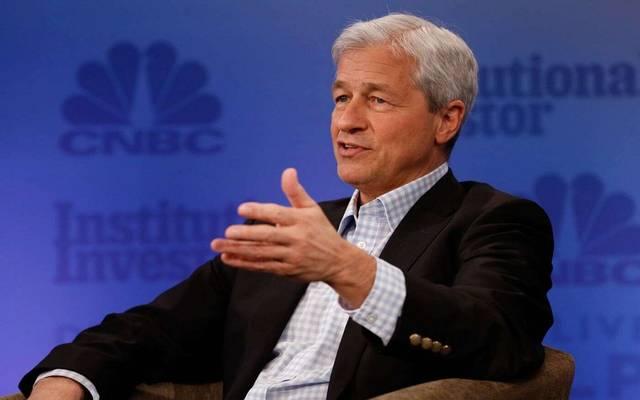 جيمي دايمون: معدلات الفائدة السالبة تهدد بعواقب وخيمة