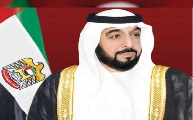الشيخ خليفة بن زايد آل نهيان رئيس الإمارات العربية المتحدة