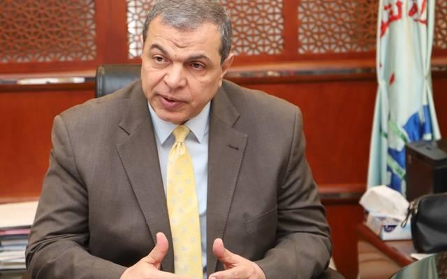 محمد سعفان - وزير القوى العاملة