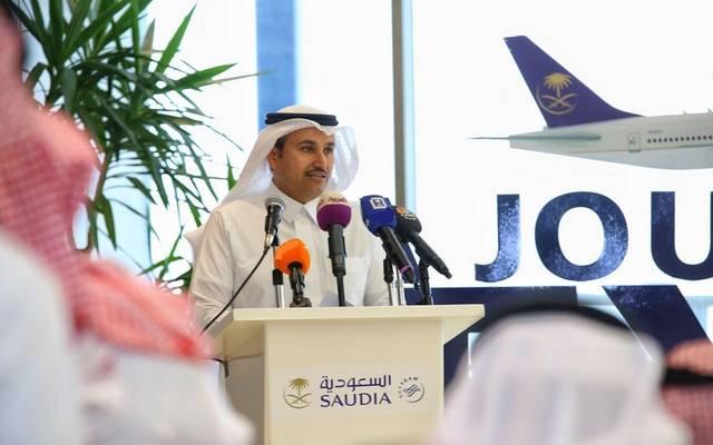 مدير عام الخطوط الجوية السعودية صالح الجاسر- أرشيفية