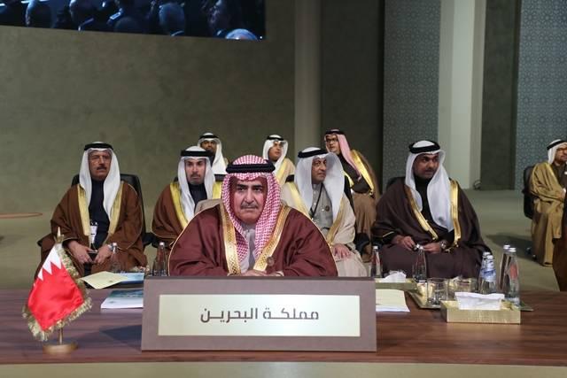 الشيخ خالد بن أحمد آل خليفة - وزير الخارجية البحرينى