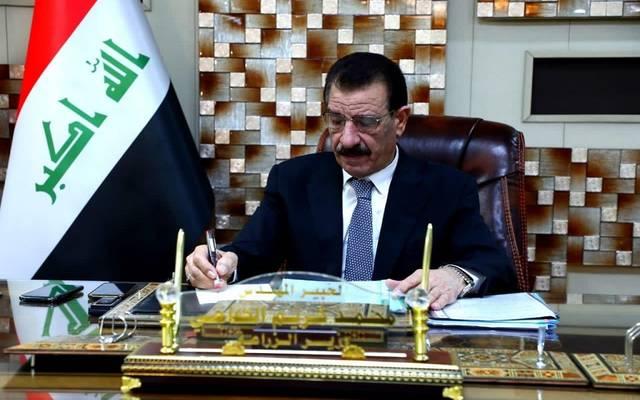 وزير الزراعة العراقي، محمد كريم الخفاجي