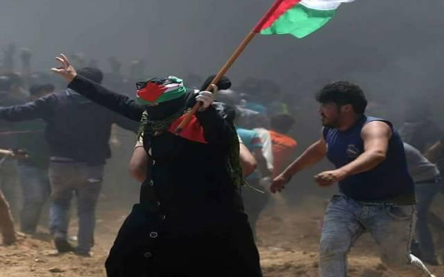 وزارة الصحة تؤكد إصابة 252 فلسطيني خلال مسيرات العودة اليوم الجمعة