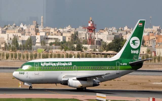 """""""النقل"""" تبحث رفع الحظر الأوروبي عن الخطوط الجوية العراقية"""