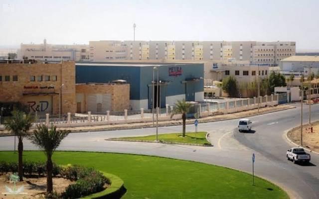 طرح المرحلة الأولى لمنطقة إعادة التصدير بمدينة الملك عبدالله 2020
