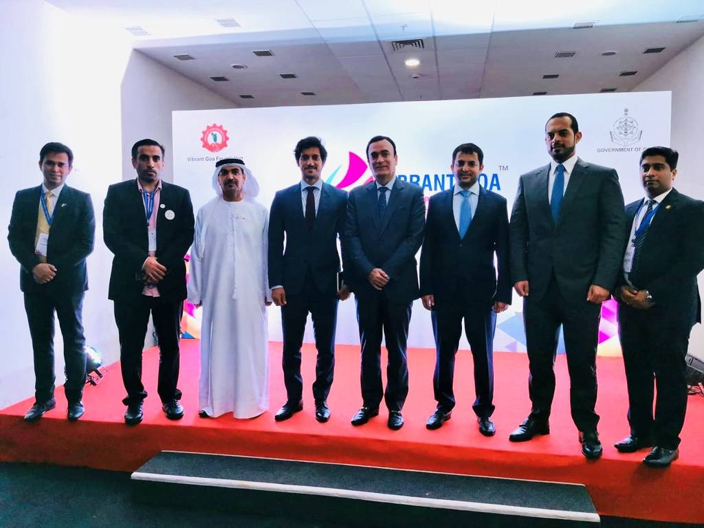 الإمارات أكبر بلد عربي مستثمر في الهند