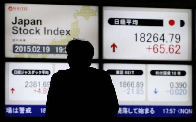 """""""نيكي"""" الياباني يُسجل أكبر مكاسب أسبوعية في شهرين"""