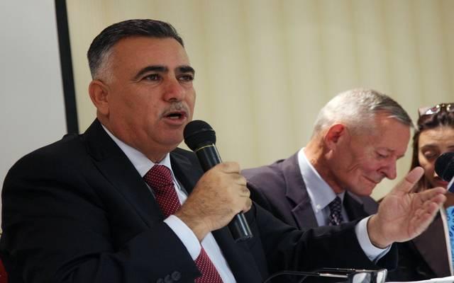 حسين الأعرج وزير الحكم المحلي الفلسطيني (أرشيفية)