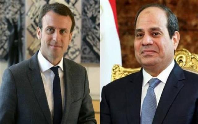 الرئيسان أعربا دعمهما لكل الجهود المبذولة لتسوية الأزمة السورية سياسياً