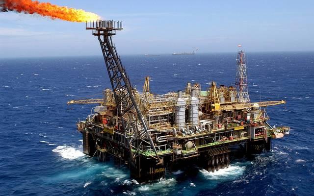 احد الحقول  الغاز في البحر المتوسط - أرشيفية
