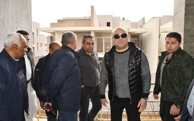 جانب من جولة الوزير عاصم الجزار