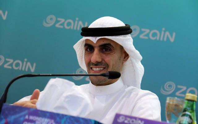 بدر الخرافي، نائب رئيس مجلس الإدارة والرئيس التنفيذي بمجموعة زين