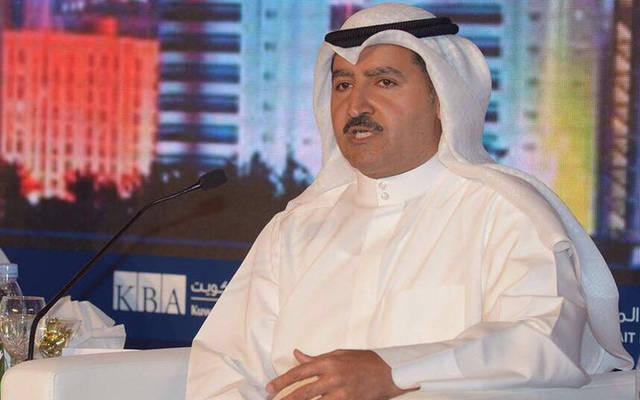 """حمد عبدالمحسن المرزوق، رئيس مجلس إدارة بيت التمويل الكويتي """"بيتك"""""""