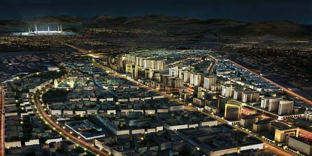Chapman Taylor will design KEC's new Down Town project