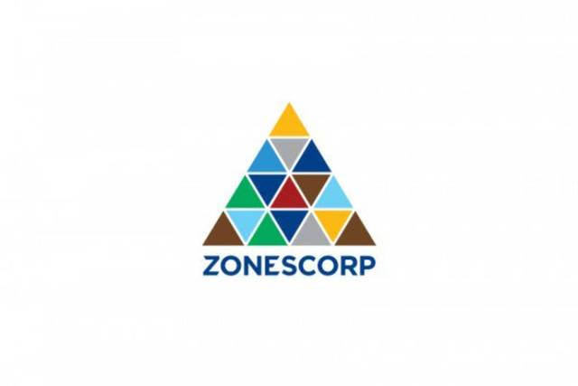 ZonesCorp is investing in areas of more than 260,000 m2