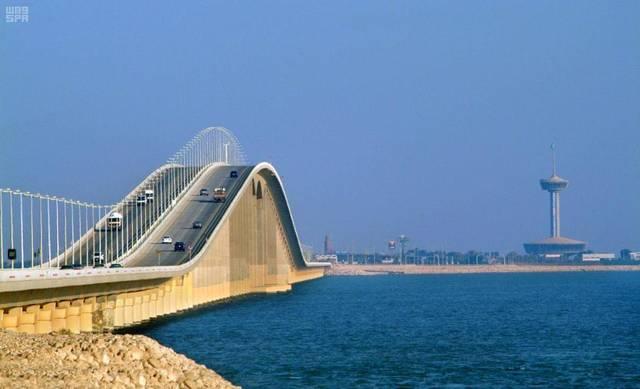 جسر الملك فهد بين البحرين والسعودية - أرشيفية