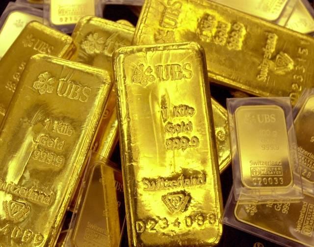 Gold pulls back from 14M peak on US-Mexico deal