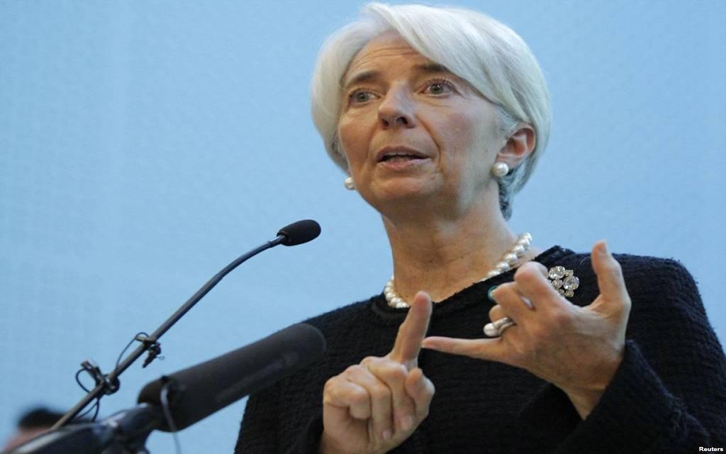 لاجارد تعلن استقالتها رسمياً من صندوق النقد الدولي