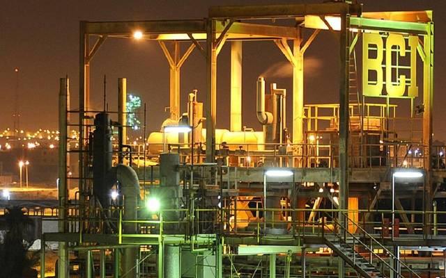 """مصنع تابع لشركة الصناعات الكيميائية الأساسية """"بي.سي.آي"""""""