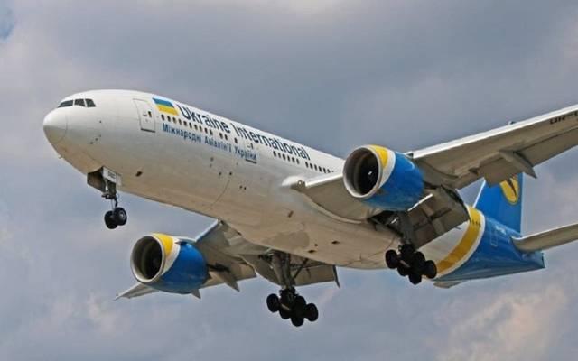 طائرة أوكرانية ـ ارشيفية