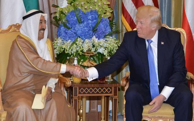 ترامب هنئ أمير الكويت على مقعد بلاده غير الدائم في مجلس الأمن