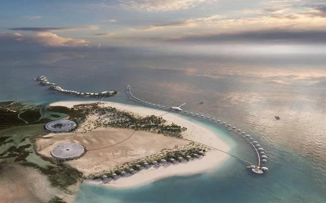 مخطط مشروع البحر الأحمر