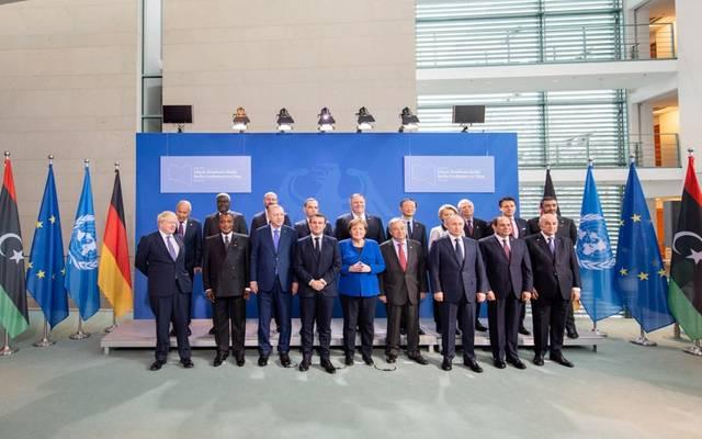 قادة قمة برلين