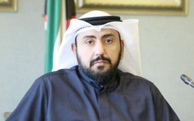 الشيخ باسل الصباح - وزير الصحة الكويتي