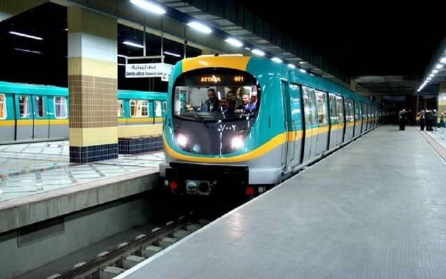 أحد قطارات مترو الأنفاق