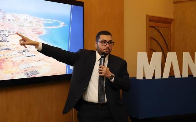 محمود عمر عضو مجلس إدارة شركة المنارة للاستثمار السياحي والعقاري