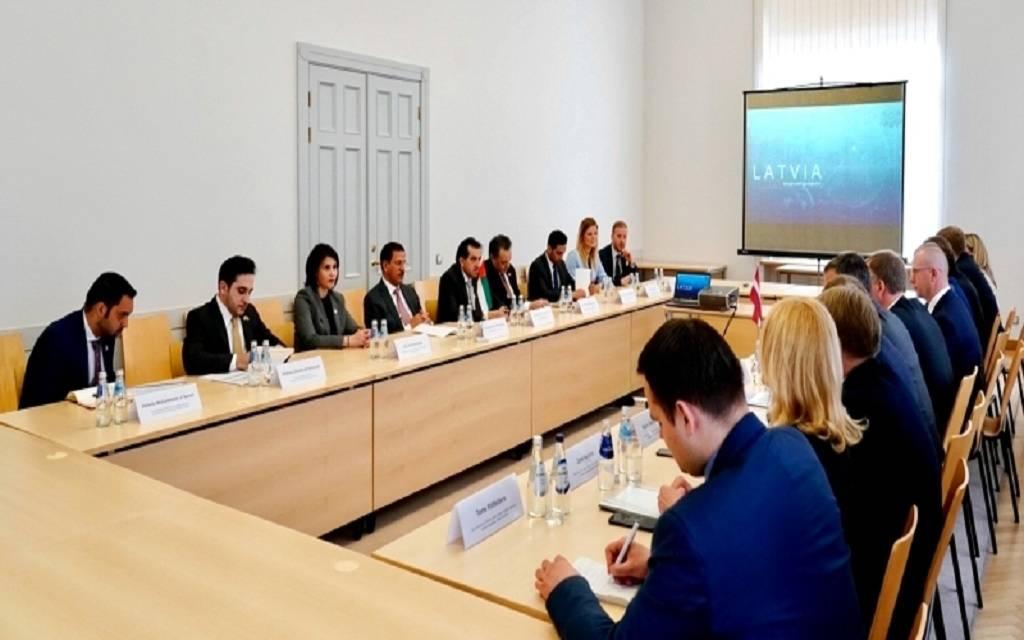 أبوظبي تستضيف أعمال اللجنة الاقتصادية المشتركة مع لاتفيا.. الاثنين