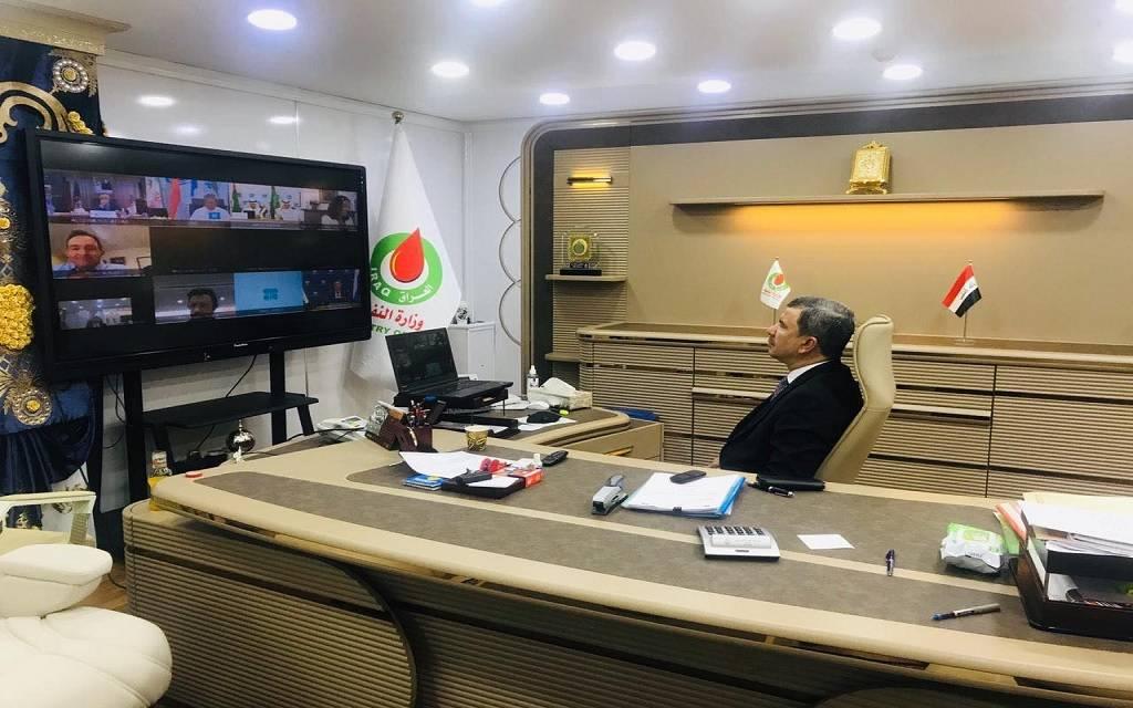 وزير النفط العراقي: تعاون المنتجين ساهم في استقرار الأسواق العالمية
