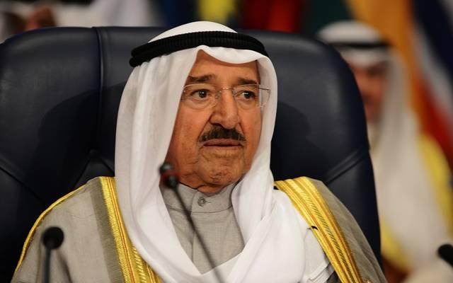 أمير الكويت للسيسي: نؤيد إجراءات مصر للحفاظ على أمنها
