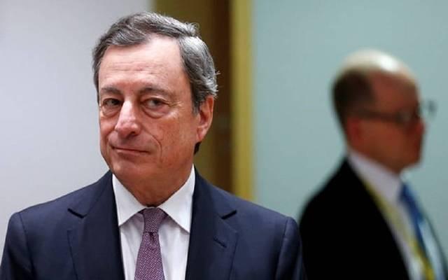 دراجي: الانضمام لليورو يحفز تحسين أداء المؤسسات الاقتصادية