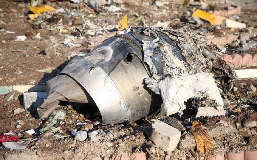 """""""Speculation, assurances and denial"""" .. Did an Iranian missile shoot down the Ukrainian plane? 1024"""