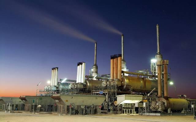 أحد مشروعات نفط الكويت - الصورة من موقع الشركة
